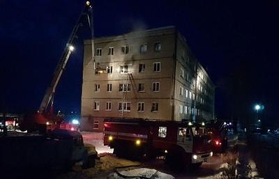 Виновник пожара с пятью погибшими в Омске получил почти три года колонии-поселения