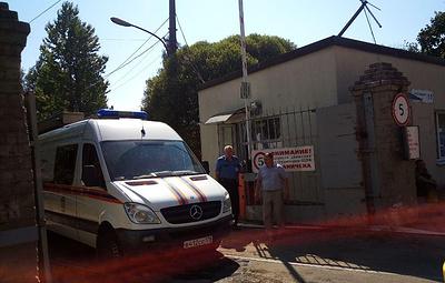 На заводе в Петербурге взорвался баллон, двое погибли