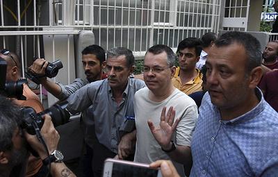 Постарались в Вашингтоне. Что нужно знать об освобождении пастора Брансона в Турции