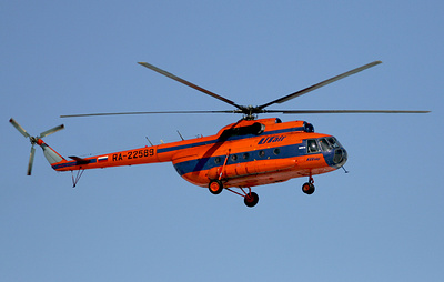 Компания-оператор заявила об исправности столкнувшихся в Красноярском крае вертолетов Ми-8