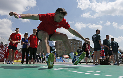 Мероприятия комплекса ГТО прошли в регионах России в рамках Дня физкультурника