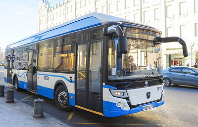 Проезд в электробусах Москвы будет бесплатным в течение первого месяца их работы