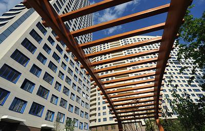 Стройкомплекс спрогнозировал ввод 20,5 млн кв. м жилья в столице