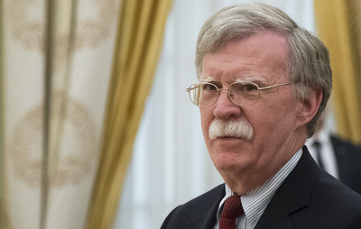 Reuters: Болтон и представитель РФ обсудят в Женеве выполнение ДРСМД и Иран