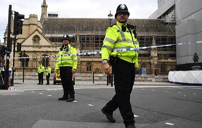 СМИ: у следствия нет доказательств, что наезд на людей у парламента в Лондоне был терактом