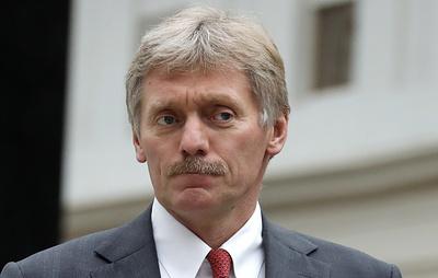 """Песков назвал санкции против """"Северного потока - 2"""" нарушением норм мировой торговли"""