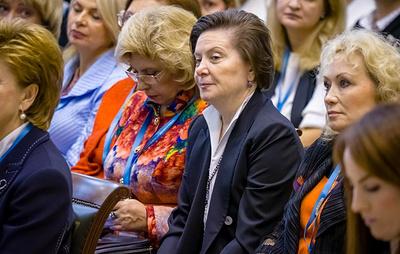 Губернатор Югры участвует в работе II Евразийского женского конгресса