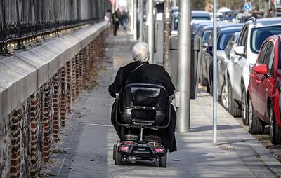 Британская предпринимательница создаст инвалидные коляски с индивидуальными настройками