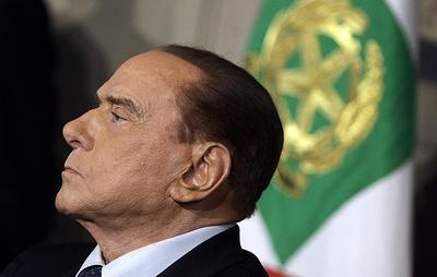 Сильвио Берлускони намерен участвовать в выборах в Европарламент