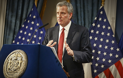 Мэр Нью-Йорка обещал взыскать с Трампа все недоплаченные городу налоги