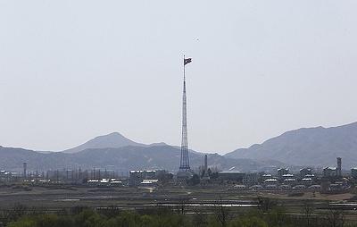 Исследование: демонтаж ракетного полигона на западе КНДР остановлен с августа