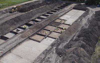 Ученые нашли в сарматском погребении под Ростовом бронзовый браслет III-I веков до н. э.