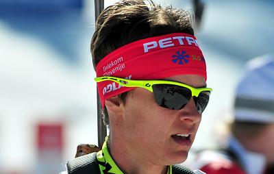 Бронзовый призер ОИ-2014 биатлонистка Грегорин дисквалифицирована на два года за допинг