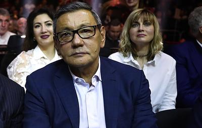 Рахимов: финансовое положение Международной ассоциации любительского бокса стабильно