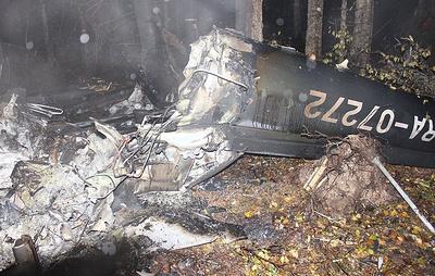 СК опроверг версию, что пилот вертолета с замгенпрокурора РФ на борту был застрелен