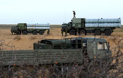 Источник: Россия безвозмездно поставила Сирии три дивизиона С-300ПМ