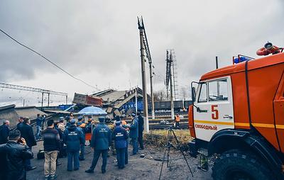 Обрушившийся мост в Приамурье восстанавливать не будут