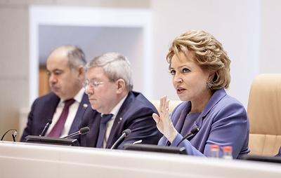 Матвиенко: РФ до января окончательно определится с позицией по членству в Совете Европы
