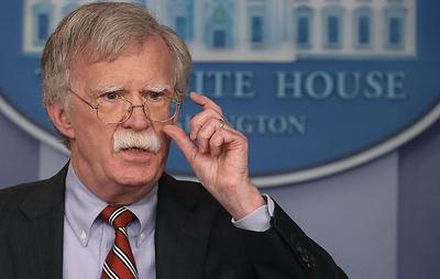 Болтон утверждает, что Россия сейчас не вмешивается в выборы в Конгресс США