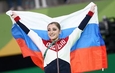 Мустафина вошла в окончательный состав сборной РФ на ЧМ по спортивной гимнастике