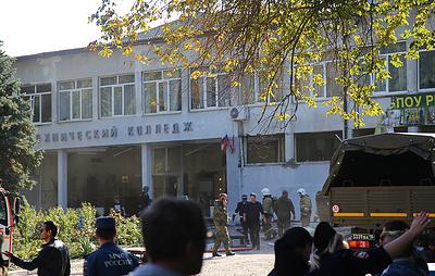 В Керчи произошел взрыв неустановленного взрывного устройства