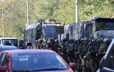 Уголовное дело о взрыве в колледже в Керчи переквалифицировано на статью об убийстве