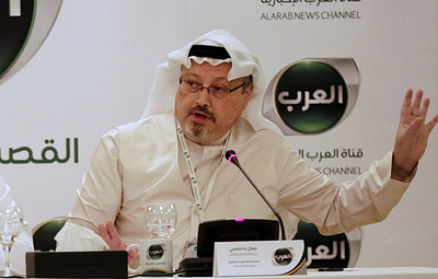Reuters: предварительное расследование показало, что журналист Джамаль Хашкаджи мертв