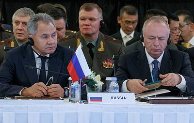 Шойгу заявил, что группировка ИГ полностью разгромлена в Сирии при поддержке России