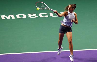 Касаткина считает, что расписание турнира WTA Elite Trophy помешало ей хорошо выступить