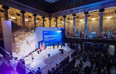Как проходил Международный культурный форум в Петербурге