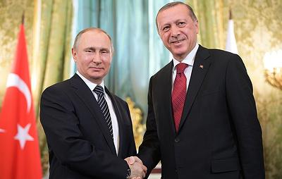Песков: вместо встречи с Трампом Путин проведет 1 декабря беседу с Эрдоганом