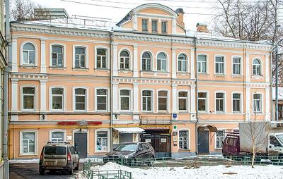 Доходный дом купца Пантелеева в Москве признан памятником архитектуры