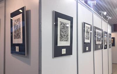 Более 60 работ Марка Шагала показали на выставке в Екатеринбурге