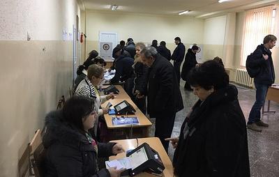 В Армении открылись избирательные участки для голосования на парламентских выборах