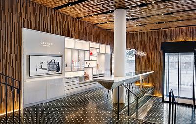 Третий центр Intersect by Lexus открылся в Нью-Йорке