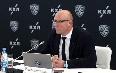 Чернышенко опроверг информацию о возможном трудоустройстве Фазеля в КХЛ
