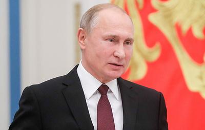 Путин: нравственные ценности, милосердие все больше важны россиянам