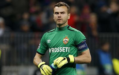 Три футболиста ЦСКА попали в команду недели Лиги чемпионов