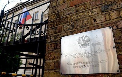 """Посольство РФ: Лондон пытается отвлечь население от Brexit с помощью """"дела Скрипалей"""""""