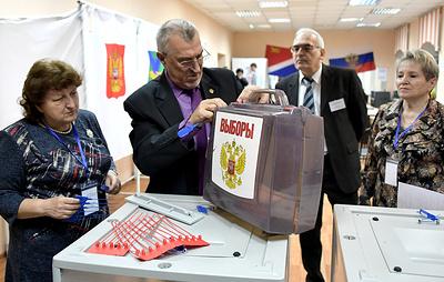 В Приморье открылись более 1,5 тыс. избирательных участков