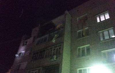 В жилом доме в Вологде произошел взрыв газа