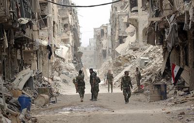 СМИ: не менее 17 человек погибли в Сирии в результате авиаудара коалиции во главе с США