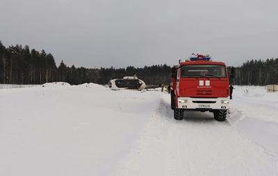Пострадавшие при жесткой посадке вертолета доставлены в Томск