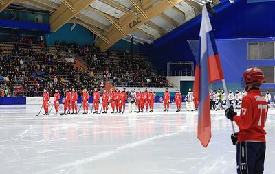 Сборные пяти стран примут участие в Первенстве мира среди юниоров U-19 по хоккею с мячом
