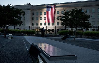 Пентагон представил доклад об угрозах военным объектам США из-за изменения климата