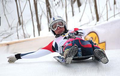 Россиянка Лаврентьева завоевала серебро на этапе Кубка мира по натурбану в Москве