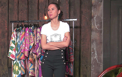 """""""Малый бизнес есть и в мире fashion"""". Как дизайнер женской одежды ввела моду на икат"""