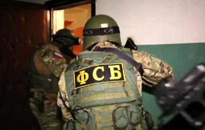 ФСБ задержала в Крыму подозреваемого в участии в незаконном украинском батальоне