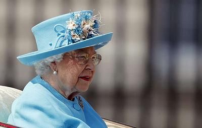 Times: Елизавету II эвакуируют из Лондона в случае массовых беспорядков из-за Brexit