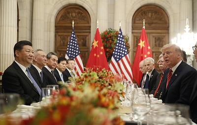 СМИ: Трамп и Си Цзиньпин могут встретиться 27-28 февраля в Дананге